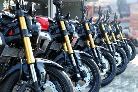 Achat scooter, moto occasion Aubagne